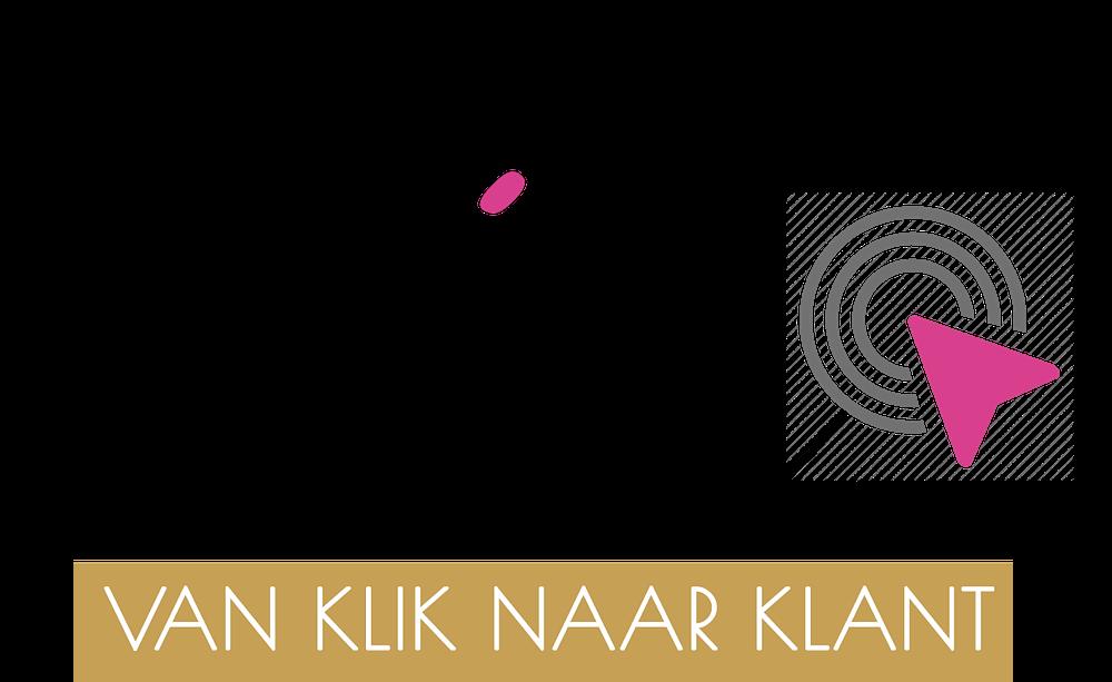 Ria Kaashoek-Baelde - van Klik naar Klant Logo